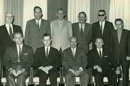 1964 NCARB Board of Directors