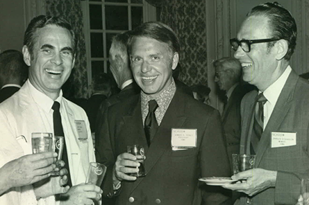 Iowa delegates at 1970 NCARB meeting