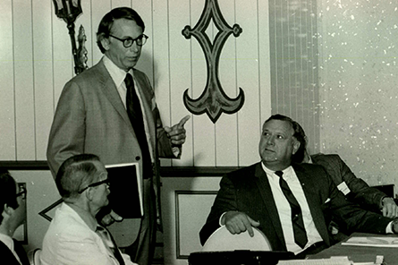 1971 Annual Meeting Texas