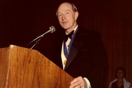 John R. Ross at 1979 NCARB meeting
