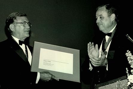 Thomas Flesher at 1983 NCARB meeting