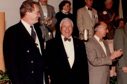 Norman Rudi at NCARB meeting