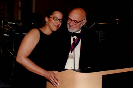 Kathryn Prigmore receives President's Medal
