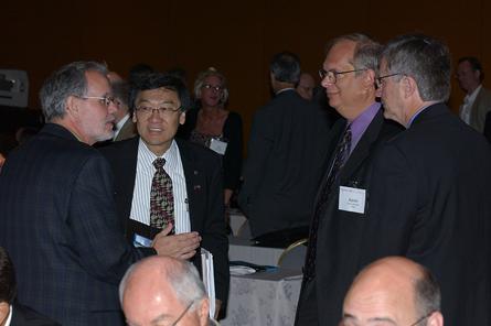 Iowa delegates at 2002 NCARB meeting