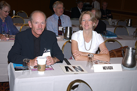 Nevada architects at 2002 NCARB meeting