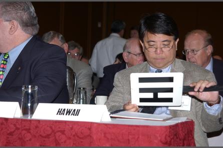 2002 Annual Meeting Hawaii