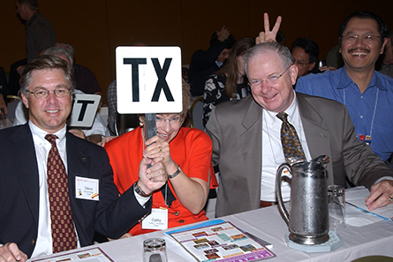 2002 Annual Meeting Texas