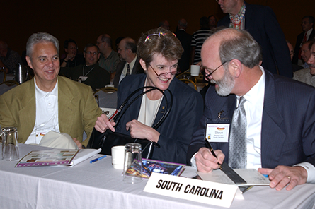 2003 Annual Meeting South Carolina