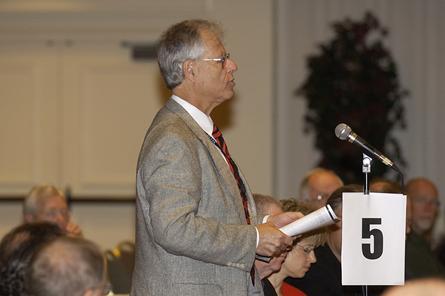 Jeffrey Huberman at 2004 NCARB meeting