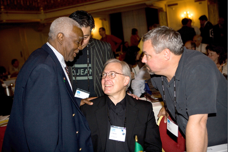 2008 Annual Business Meeting