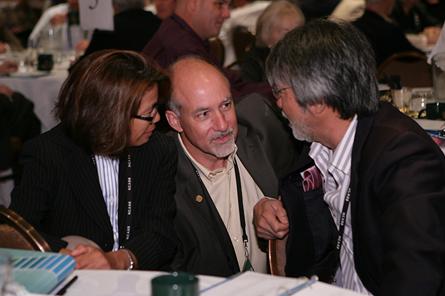 Liza J. Provido and Andrew Laguana