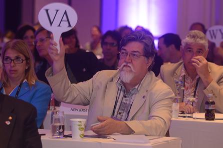 Clinton Good at NCARB meeting 2013