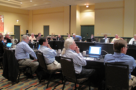 2013 NCARB Board of Directors Meeting