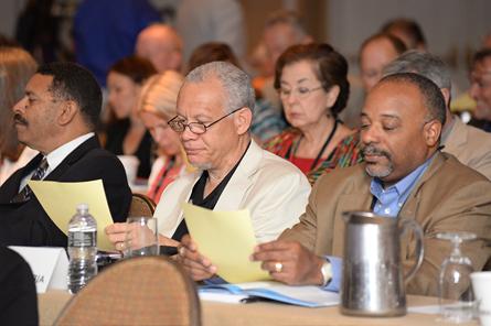 DC board members at NCARB meeting