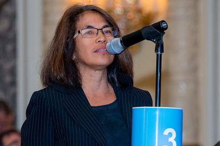 Liza J. Provido at NCARB meeting