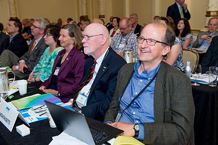 Member Board Members at the 2016 Annual Business Meeting.