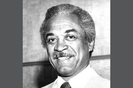 1979 NCARB President Lorenzo Pete Williams