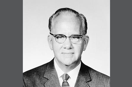 NCARB President Reinhold Melander