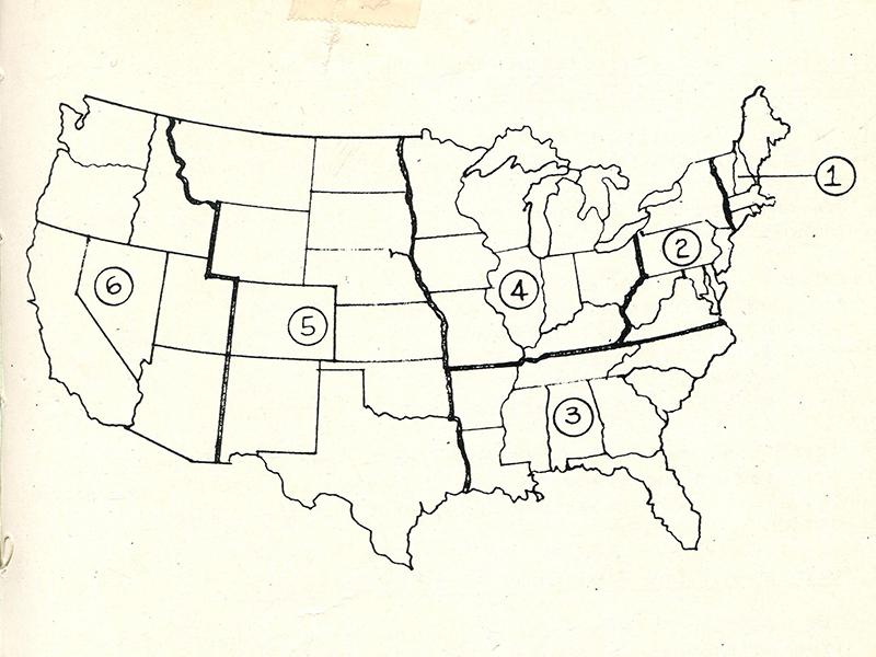 Proposed Regions