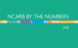 2018 NCARB by the Numbers