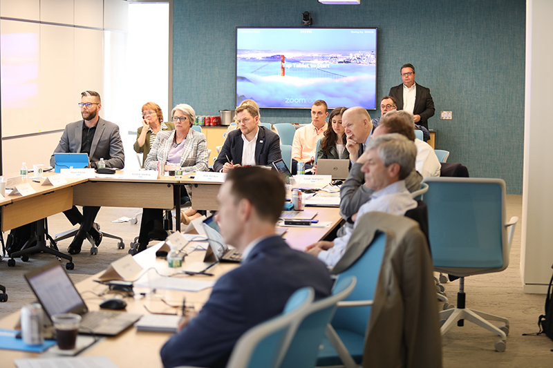 NCARB's Futures Task Force is exploring how architectural regulation might evolve in the coming years.