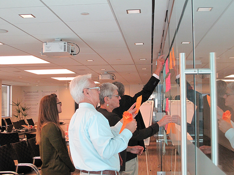 NCARB's Licensure Task Force examines the path to becoming an architect in 2014.