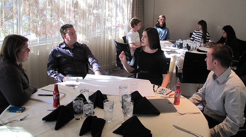 NCARB's first Think Tank discusses the path to licensure in 2012.